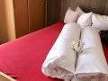 Die Betten sind gemacht