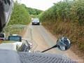 """Auf der """"Single Road"""" macht der Engländer gerne Platz"""