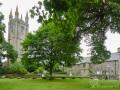 Newton Abbot, mitten im Dartmoor