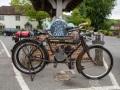 Eine Motosacoche, seit 1921 im Familienbesitz
