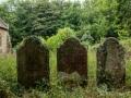 Grabsteine aus dem vorigen Jahrhundert