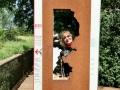 Start am westlichsten Punkt in Deutschland