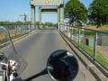 Über Brücken zum ersten Tagesziel