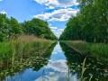 Fotopapier am Kanal