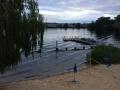 Hotel-Flussbad