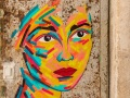 Straßenkunst in der Altstadt von Split
