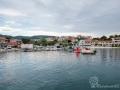 Hafen von Slatine