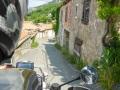 Es gibt viele kleiner Dörfer abseits der Hauptstraßen