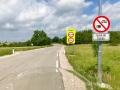 Grenzübergang Kroatien -  Slowenien