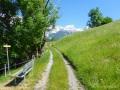 Auf der Ersatzroute, Paznaun Tal