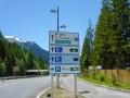 Hoch zum Arlbergpass, Silvretta Höhenstrasse