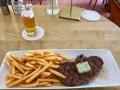 .. und ein Steak bei Franzi