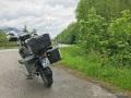 Unterwegs Richtung Steiermark