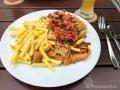 """Gutes und preiswertes Essen im """"Brauhaus am See"""" in Thulba"""