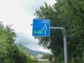 Jetzt Richtung Genua