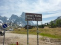 Passo Rollo  in den Dolomiten