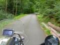 Wie so oft auf kleinen Seitenstraßen unterwegs