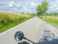 Leere Straßen, freie Fahrt