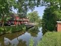 Hotel direkt am Kanal