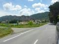 Nächstes Dorf in Frankreich