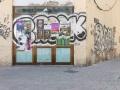 Graffiti leider auch hier