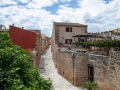 Blick von der Stadtmauer aus