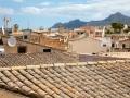 Über den Dächern von Alcudia