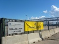 Einfahrt zum Hafen in Alcudia