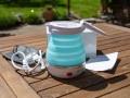 Faltbarer Wasserkocher
