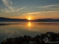 Sonnenaufgang in Slatine