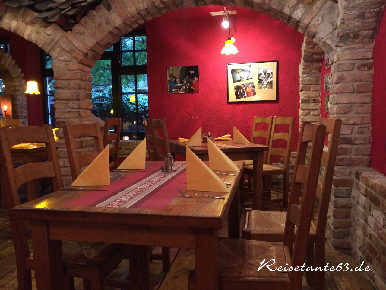 "Restaurant ""Rossini"" im Axxon Hotel"