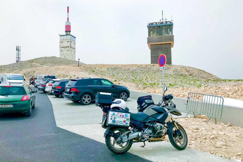 Mont Ventoux an der D974