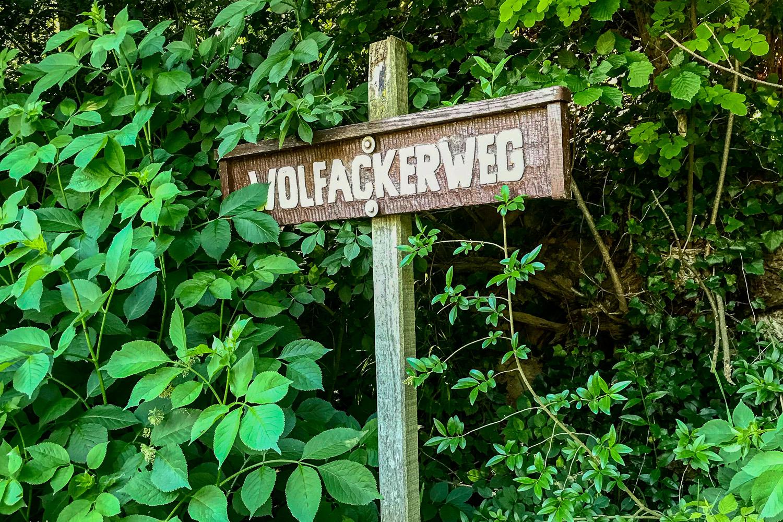 Wolfackerweg